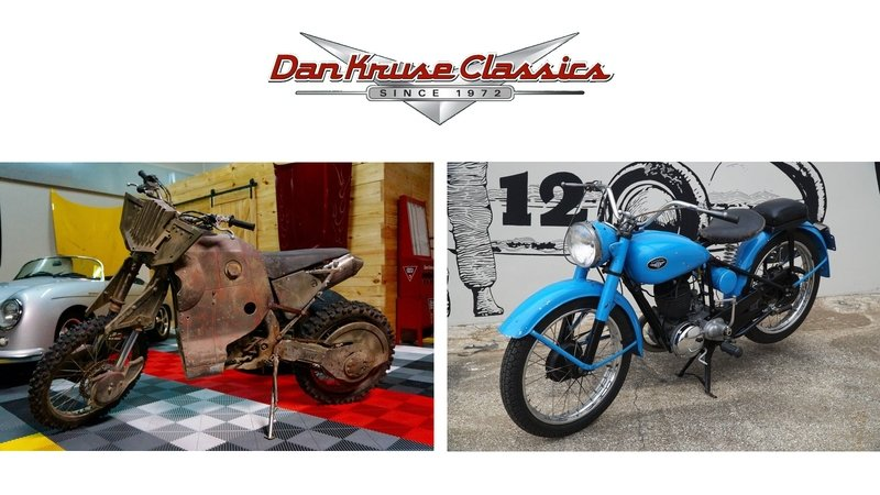 Famous Movie And TV Bikes Headed To The Auction Block