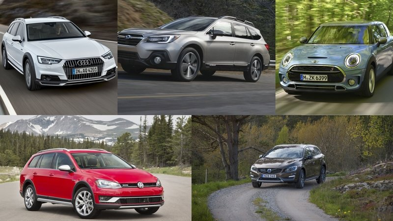 Ditch The SUV And Try One Of These Wagons Instead