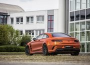 Don't Get Blinded By Fostla's Orange Chrome Wrap On The Mercedes-AMG S 63 - image 715438