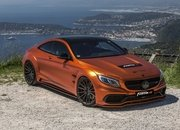 Don't Get Blinded By Fostla's Orange Chrome Wrap On The Mercedes-AMG S 63 - image 715440