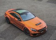 Don't Get Blinded By Fostla's Orange Chrome Wrap On The Mercedes-AMG S 63 - image 715429