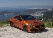 Don't Get Blinded By Fostla's Orange Chrome Wrap On The Mercedes-AMG S 63 - image 715432