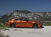 Don't Get Blinded By Fostla's Orange Chrome Wrap On The Mercedes-AMG S 63 - image 715434