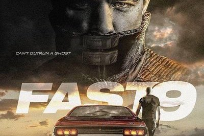 Fan-Made Poster Of Fast And Furious 9 Throws The Whole Franchise Upside Down