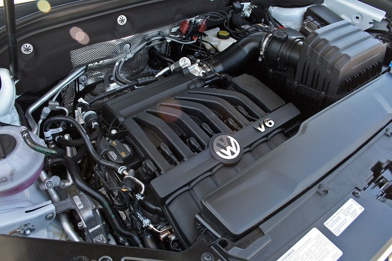 First Drive: 2018 Volkswagen Atlas High Resolution Drivetrain - image 716507