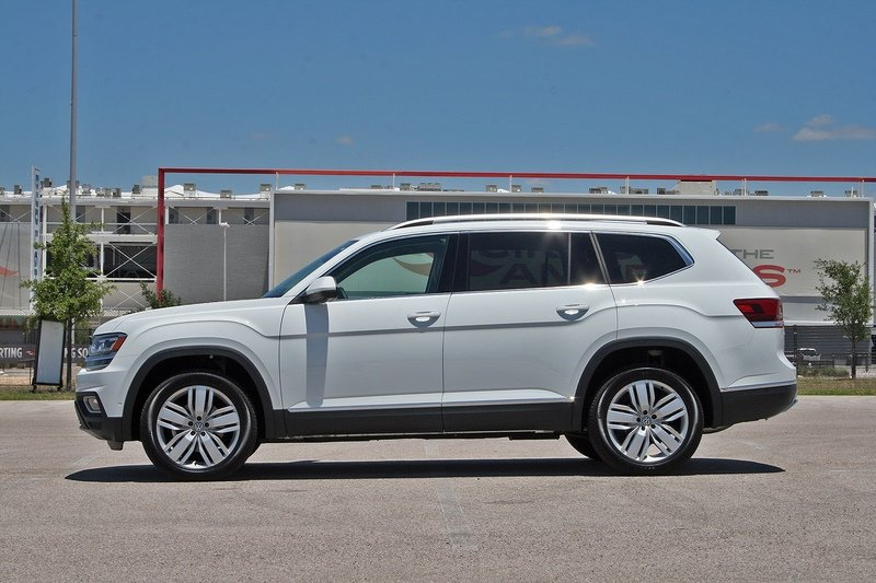 First Drive: 2018 Volkswagen Atlas High Resolution Exterior - image 716486