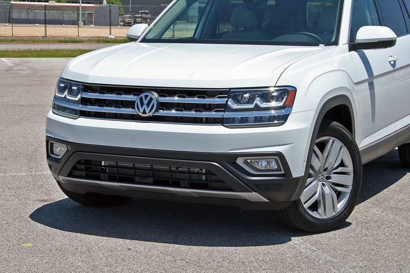 First Drive: 2018 Volkswagen Atlas High Resolution Exterior - image 716488