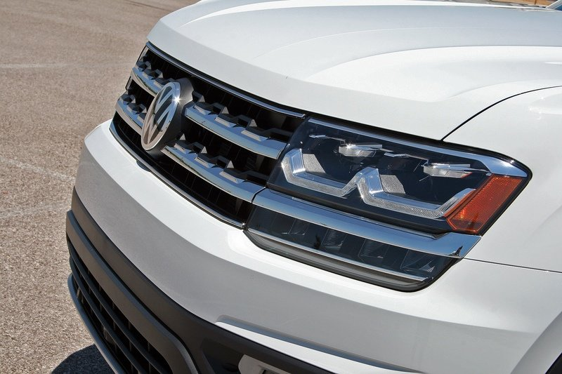 First Drive: 2018 Volkswagen Atlas High Resolution Exterior - image 716489