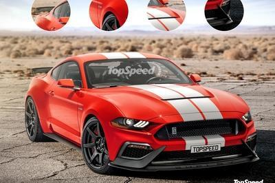 2019 Ford Shelby GT500 Mustang - image 718145