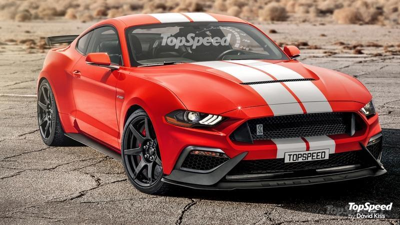 Leaked Document: Ford Mustang Shelby GT500 Will Have 710HP; Weigh 4,200 Lbs