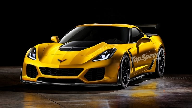 Is GM Retooling its Bowling Green Assembly Plant for the Mid-Engined Corvette ZR1?