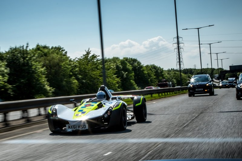 Isle Of Man Deploys BAC Mono Police Car