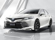 Japan Gets a Cooler Version of the Camry, and it's Even Offered in TRD Form - image 717905