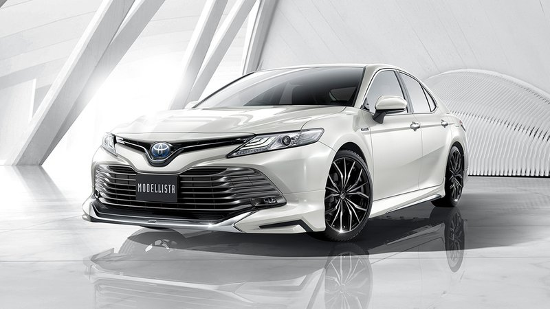Japan Gets a Cooler Version of the Camry, and it's Even Offered in TRD Form High Resolution Exterior - image 717905