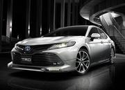 Japan Gets a Cooler Version of the Camry, and it's Even Offered in TRD Form - image 717906