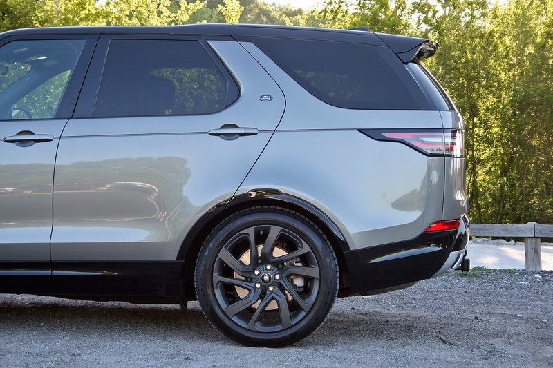 2017 Land Rover Discovery – Driven