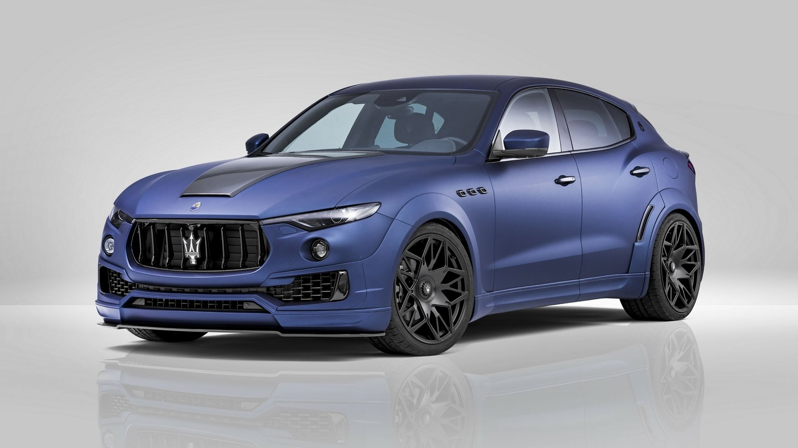 2017 Maserati Levante Esteso By Novitec Top Speed