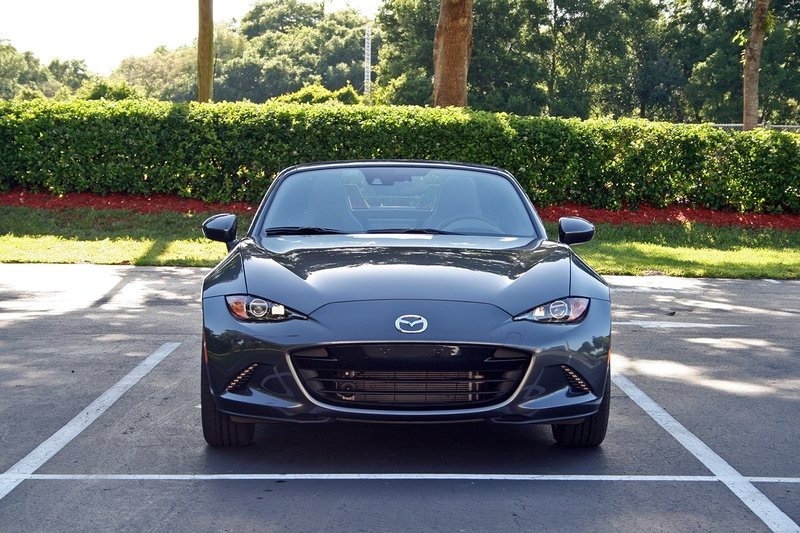 2017 Mazda Miata RF – Driven Exterior High Resolution - image 715511