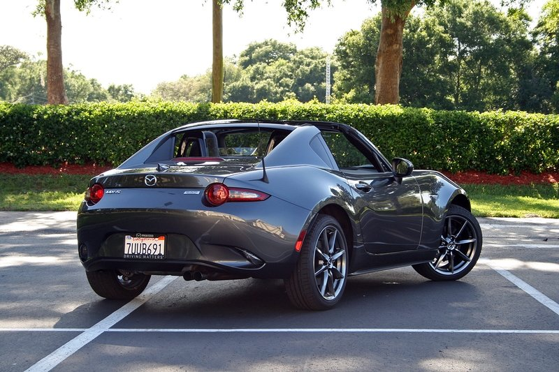 2017 Mazda Miata RF – Driven Exterior High Resolution - image 715508