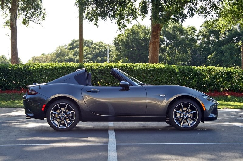 2017 Mazda Miata RF – Driven Exterior High Resolution - image 715509