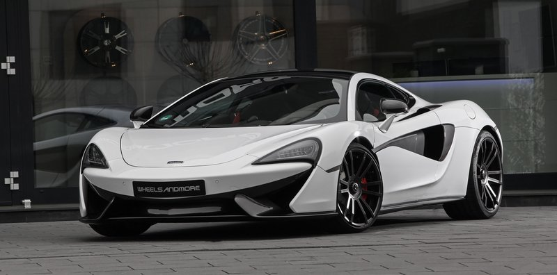 2017 McLaren 570GT by Wheelsandmore Exterior High Resolution - image 716304