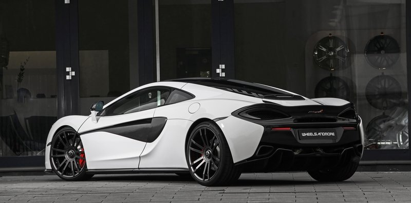 2017 McLaren 570GT by Wheelsandmore Exterior High Resolution - image 716306