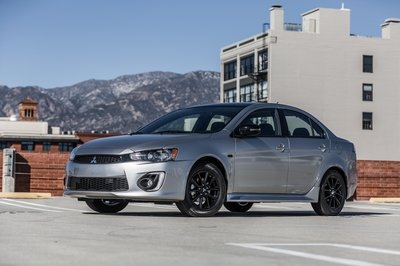 Mitsubishi Launches One Last Special Edition as the Lancer Heads to the Guillotine - image 715287