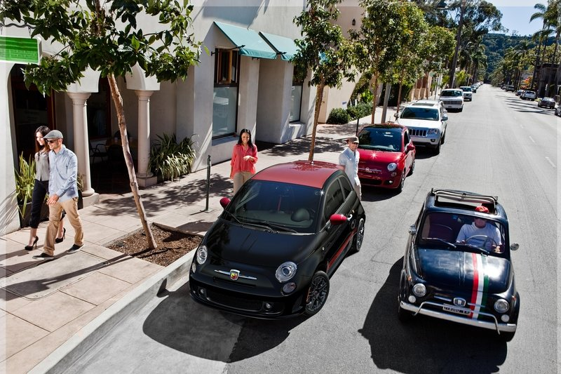 New Color Packages Should Jolt Some Life Back To The Fiat 500