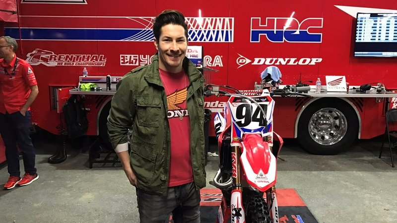 Nicky Hayden Critical After Training Accident - image 717473