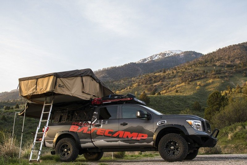 Nissan Titan XD PRO-4X Project Basecamp Exterior High Resolution - image 716280