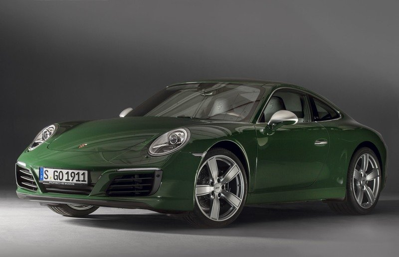 Porsche Builds Its One-millionth 911 Exterior High Resolution - image 716207
