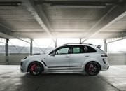 "2017 Porsche Cayenne Turbo S Magnum Sport ""Edition 30 Years"" by TechArt - image 715162"
