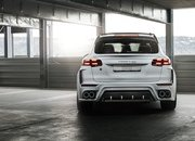 "2017 Porsche Cayenne Turbo S Magnum Sport ""Edition 30 Years"" by TechArt - image 715163"