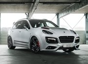 "2017 Porsche Cayenne Turbo S Magnum Sport ""Edition 30 Years"" by TechArt - image 715181"