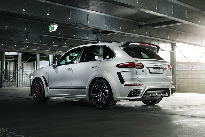 "2017 Porsche Cayenne Turbo S Magnum Sport ""Edition 30 Years"" by TechArt Exterior High Resolution - image 715160"