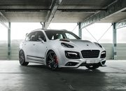 "2017 Porsche Cayenne Turbo S Magnum Sport ""Edition 30 Years"" by TechArt - image 715161"