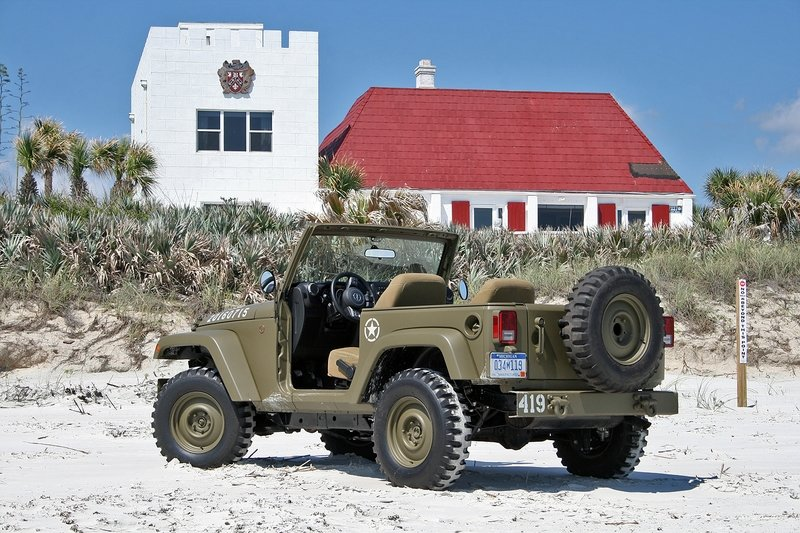 Quick Drive: Jeep 75th Salute Concept Exterior High Resolution - image 715048