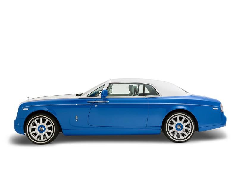 2017 Rolls-Royce Phantom Coupe Inspired by Qasr-Al Hosn Exterior High Resolution - image 715915