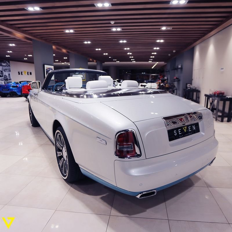 "2017 Rolls-Royce Phantom Drophead Coupe ""Last Of Last"" Edition Exterior High Resolution - image 716895"