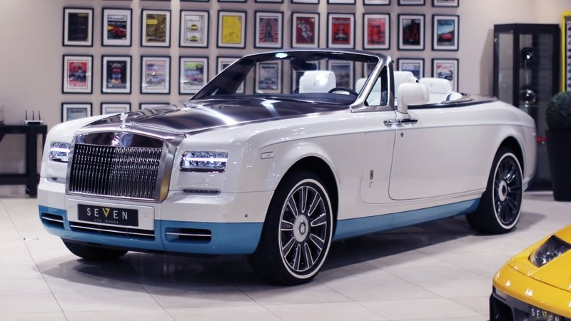 "2017 Rolls-Royce Phantom Drophead Coupe ""Last Of Last"" Edition"
