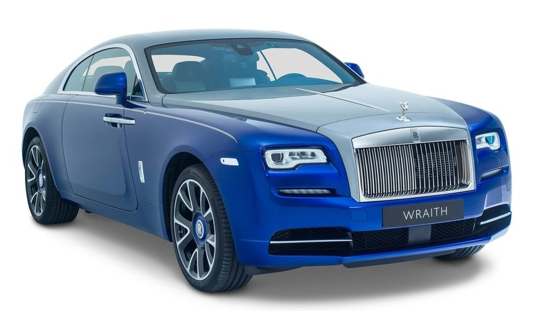 2017 Rolls-Royce Wraith Inspired By Sheikh Zayed Bridge
