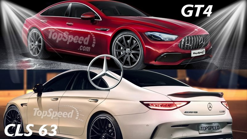 Sedan Style Battle – Mercedes-AMG CLS Vs. Mercedes-AMG GT4
