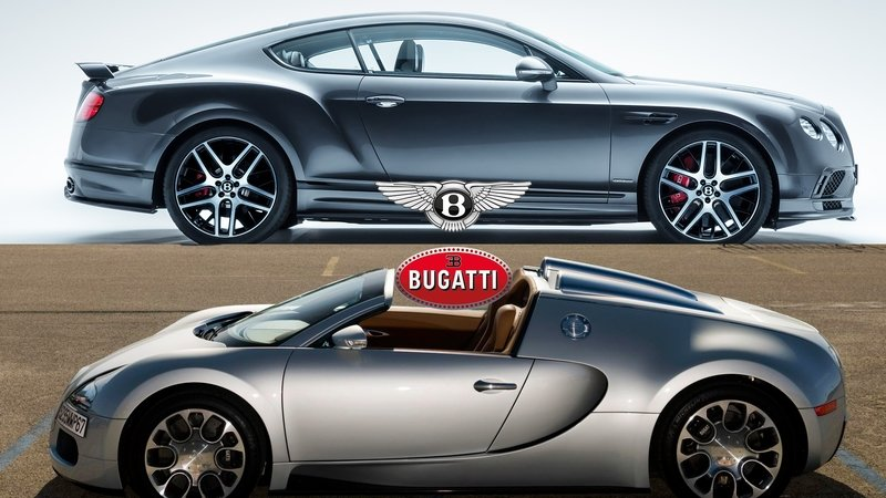 Stash your Checkbooks: Volkswagen Has No Plans To Sell Bentley Or Bugatti