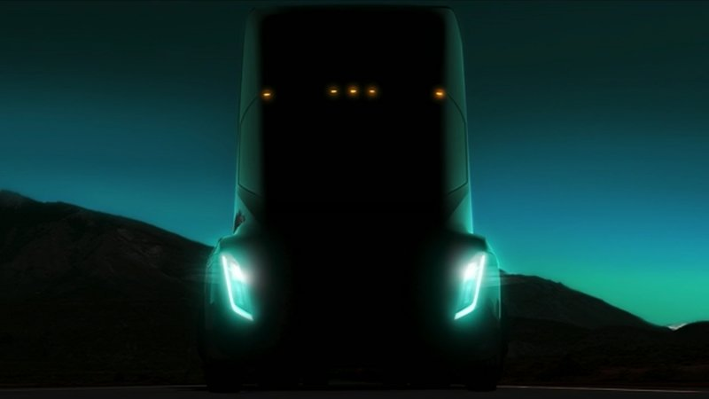 Tesla Says It's New Semi Trucks Will Perform Like What?