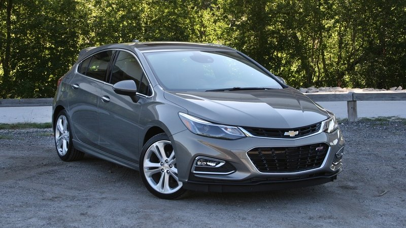 The 2017 Chevy Cruze is No Missile