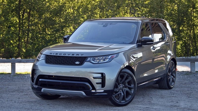 The 2017 Land Rover Discovery Drives More Like a Range Rover Exterior High Resolution - image 717650
