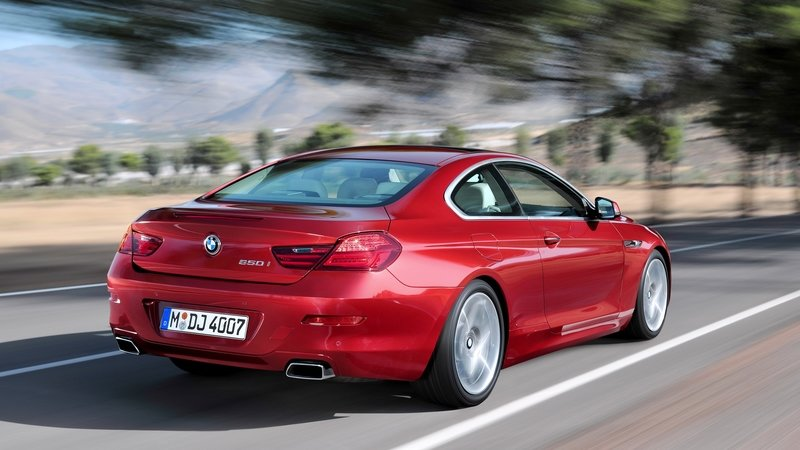 The BMW 6 Series Coupe has Been Quietly Executed