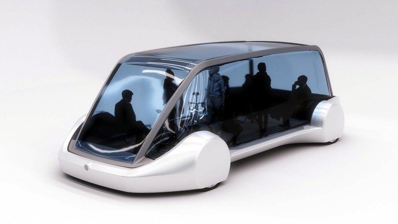 The Boring Company is Already Working On Passenger Shuttles
