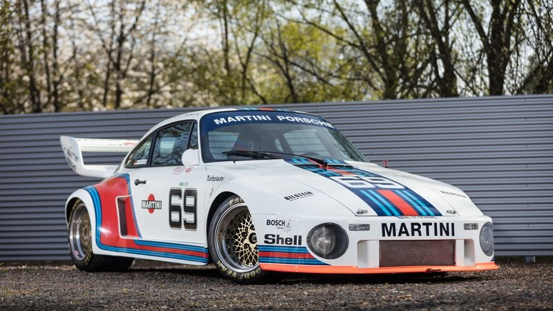 Here's A Martini Racing Duo You Will Love! Exterior High Resolution - image 717269