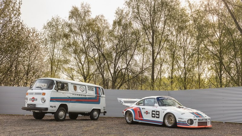 Here's A Martini Racing Duo You Will Love!